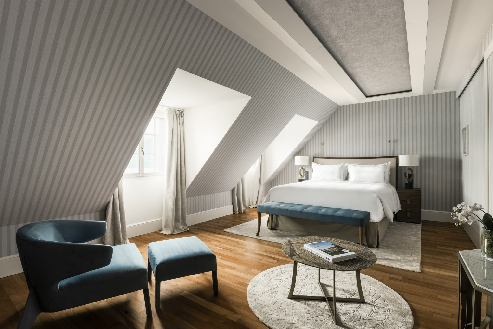 Chambre simple Deluxe